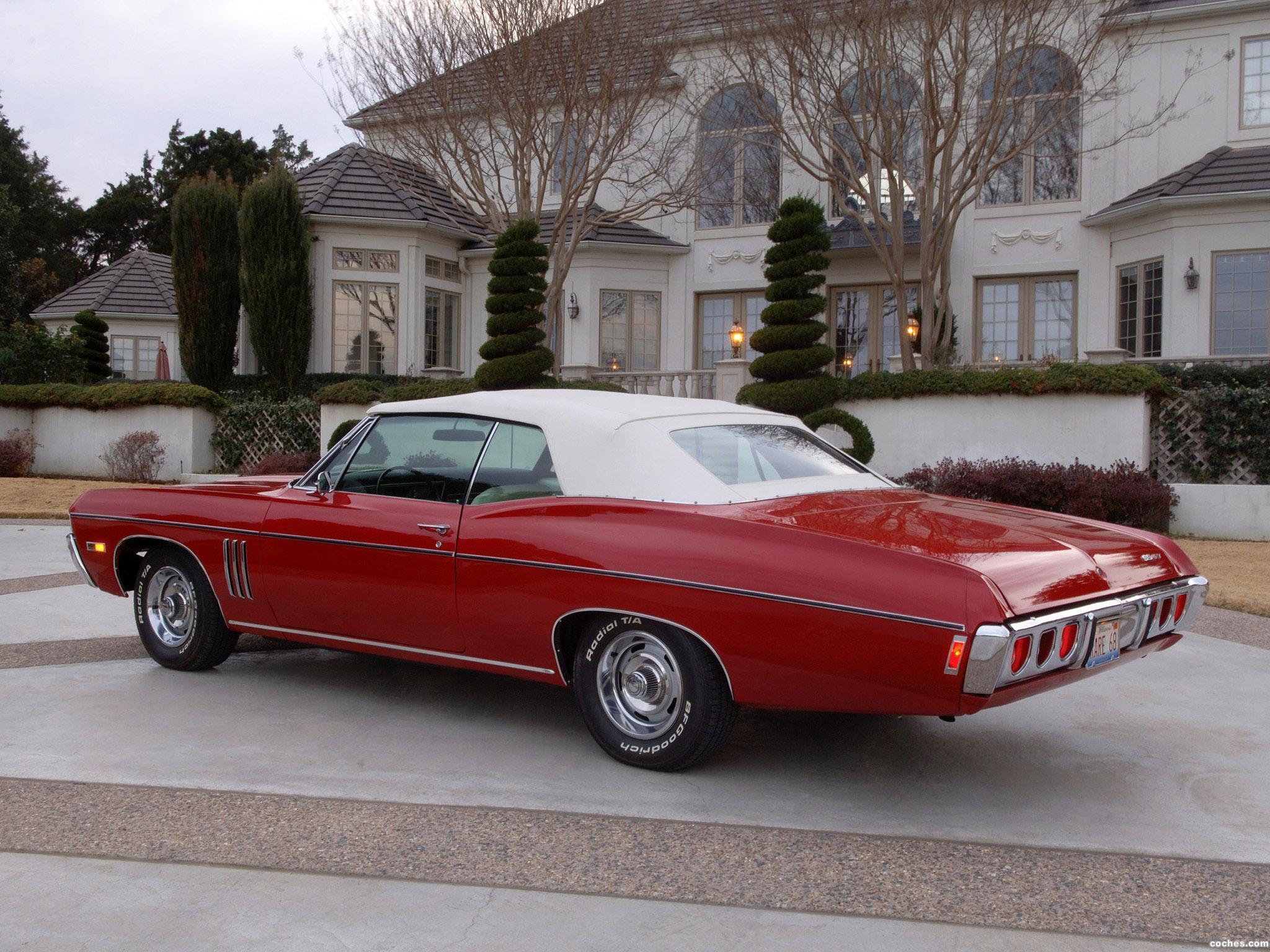 Foto 3 de Chevrolet Impala SS 427 Convertible 1967