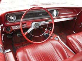 Ver foto 4 de Chevrolet Impala SS Convertible 1965
