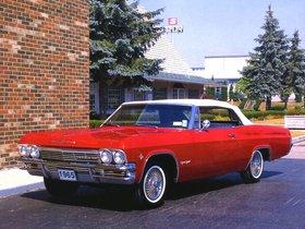 Ver foto 2 de Chevrolet Impala SS Convertible 1965