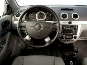 Ver foto 14 de Chevrolet Lacetti Facelift 2006