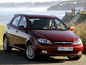 Ver foto 2 de Chevrolet Lacetti Facelift 2006