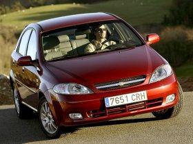 Ver foto 1 de Chevrolet Lacetti Facelift 2006