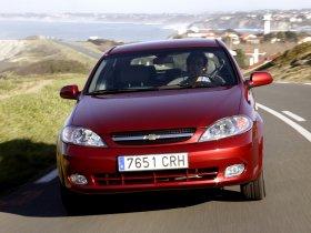 Ver foto 13 de Chevrolet Lacetti Facelift 2006