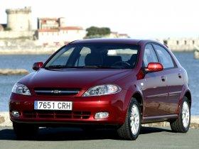 Ver foto 12 de Chevrolet Lacetti Facelift 2006