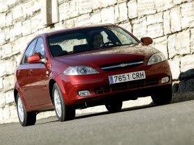 Ver foto 10 de Chevrolet Lacetti Facelift 2006
