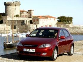Ver foto 9 de Chevrolet Lacetti Facelift 2006