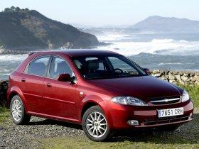 Ver foto 8 de Chevrolet Lacetti Facelift 2006