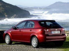 Ver foto 6 de Chevrolet Lacetti Facelift 2006