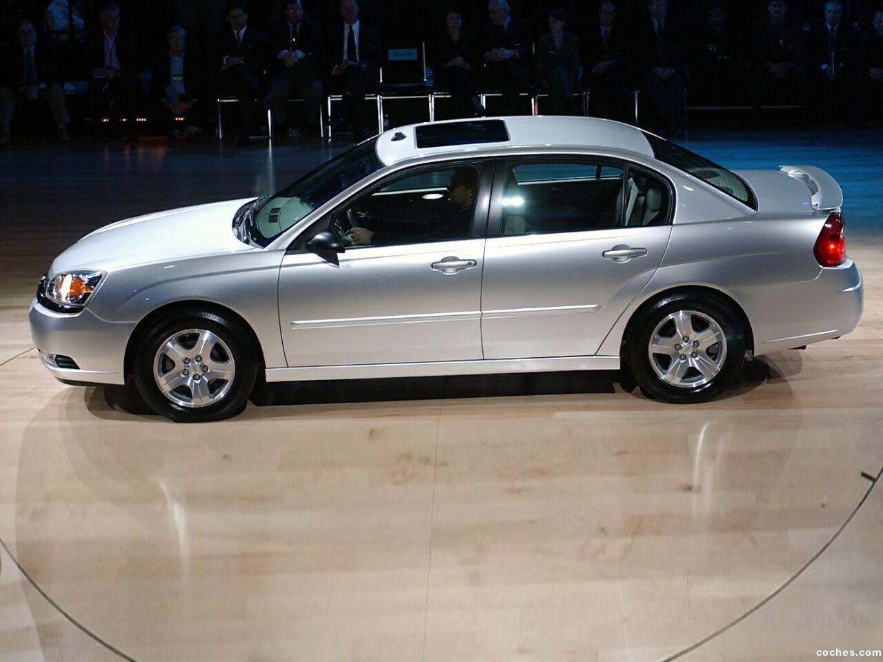 Foto 0 de Chevrolet Malibu 2004