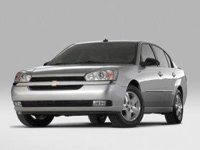 Ver foto 3 de Chevrolet Malibu 2004