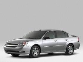 Ver foto 2 de Chevrolet Malibu 2004