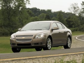 Ver foto 5 de Chevrolet Malibu 2008