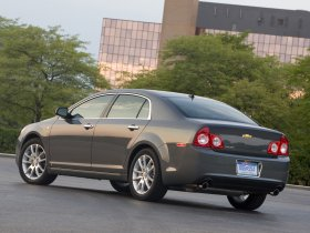Ver foto 2 de Chevrolet Malibu 2008