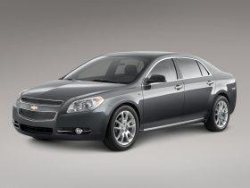 Ver foto 9 de Chevrolet Malibu 2008