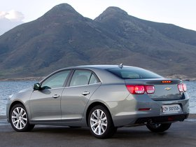 Ver foto 28 de Chevrolet Malibu 2012