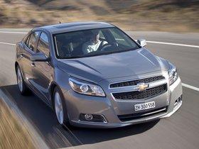 Ver foto 16 de Chevrolet Malibu 2012