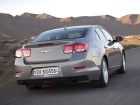 Ver foto 14 de Chevrolet Malibu 2012