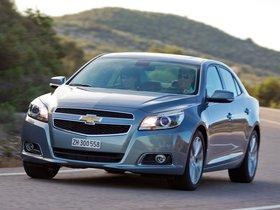 Ver foto 12 de Chevrolet Malibu 2012