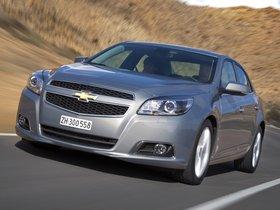 Ver foto 11 de Chevrolet Malibu 2012