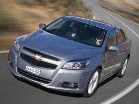 Ver foto 10 de Chevrolet Malibu 2012