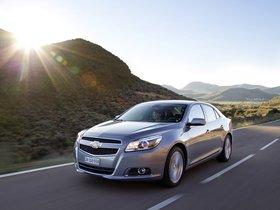 Ver foto 9 de Chevrolet Malibu 2012
