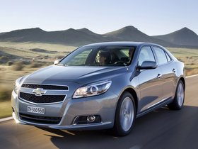Ver foto 8 de Chevrolet Malibu 2012