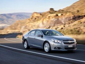 Ver foto 7 de Chevrolet Malibu 2012