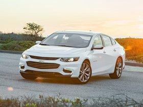 Ver foto 4 de Chevrolet Malibu 2015