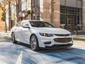 Ver foto 3 de Chevrolet Malibu 2015