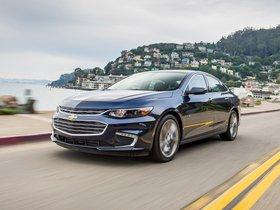 Ver foto 1 de Chevrolet Malibu 2015