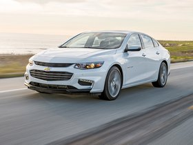 Ver foto 7 de Chevrolet Malibu 2015