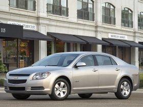 Ver foto 6 de Chevrolet Malibu Hybrid 2008