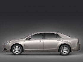 Ver foto 4 de Chevrolet Malibu Hybrid 2008