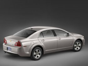 Ver foto 3 de Chevrolet Malibu Hybrid 2008
