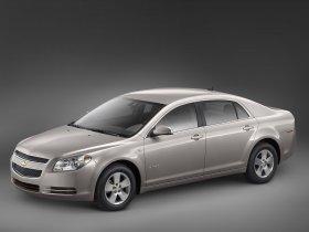 Ver foto 2 de Chevrolet Malibu Hybrid 2008
