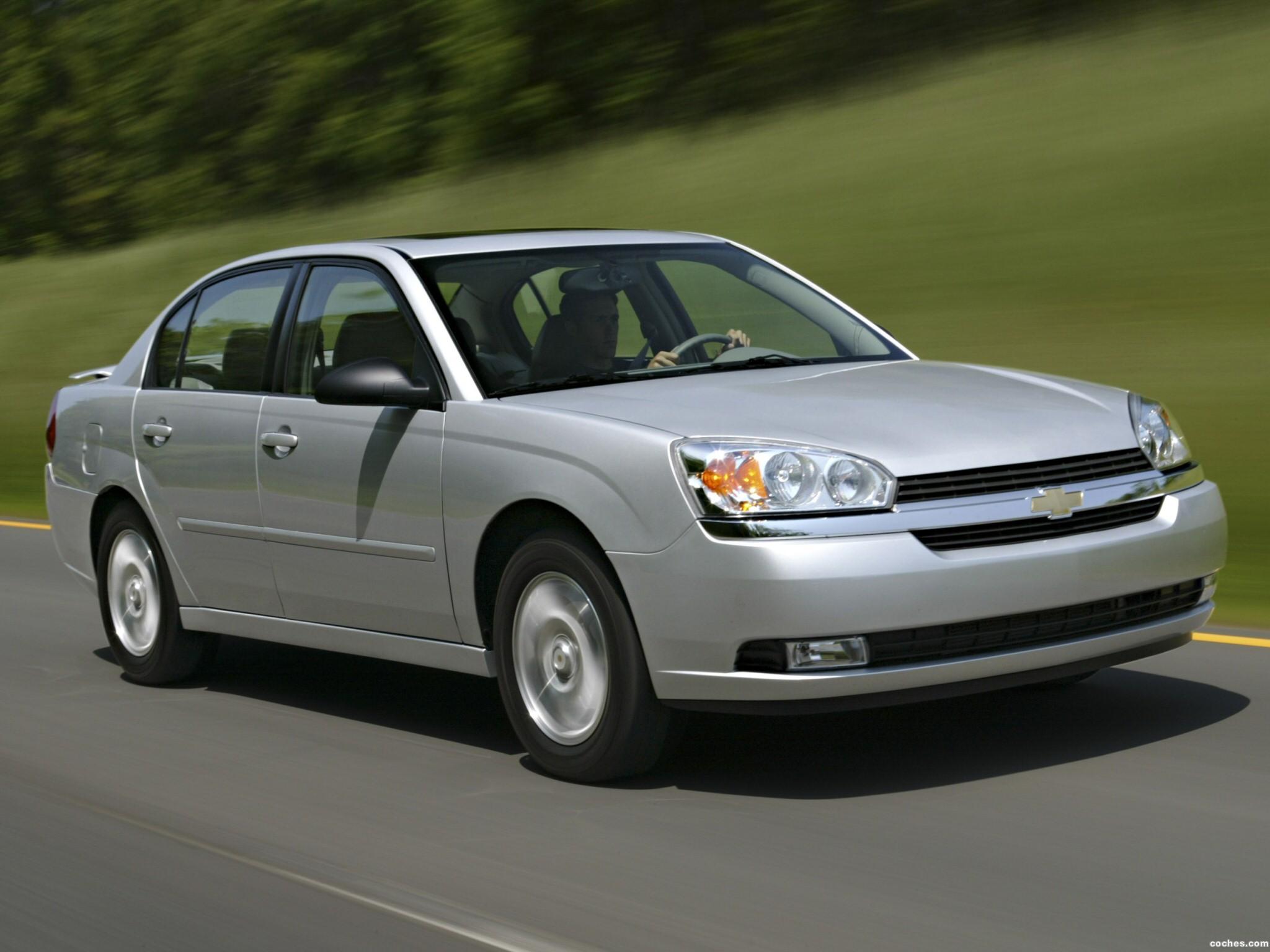 Foto 0 de Chevrolet Malibu LT 2004