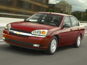 Ver foto 5 de Chevrolet Malibu LT 2004