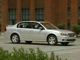 Ver foto 4 de Chevrolet Malibu LT 2004
