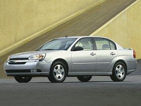 Ver foto 7 de Chevrolet Malibu LT 2004