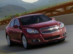 Ver foto 1 de Chevrolet Malibu LTZ 2011