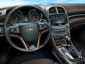 Ver foto 10 de Chevrolet Malibu LTZ 2011