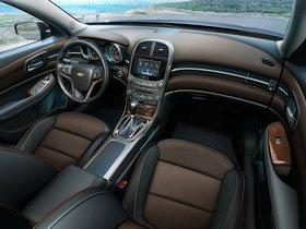 Ver foto 9 de Chevrolet Malibu LTZ 2011