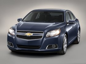 Fotos de Chevrolet Malibu LTZ China 2011