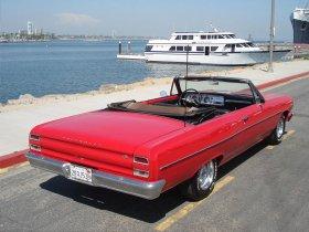Ver foto 3 de Chevrolet Malibu SS Convertible 1964