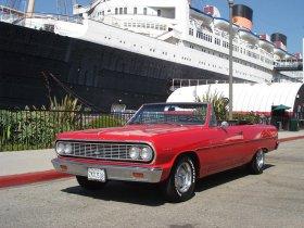 Ver foto 2 de Chevrolet Malibu SS Convertible 1964