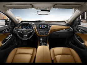 Ver foto 6 de Chevrolet Malibu XL 2016