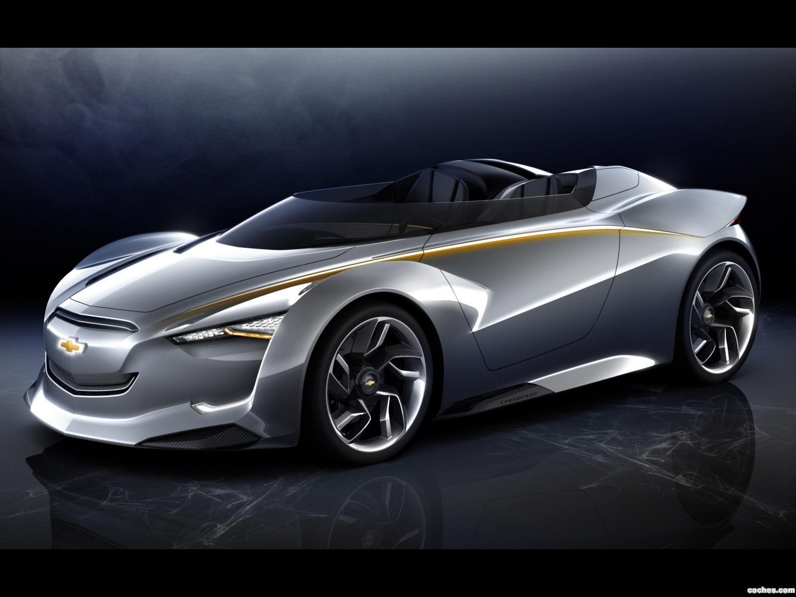 Foto 0 de Chevrolet MiRay Concept 2011