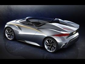 Ver foto 3 de Chevrolet MiRay Concept 2011