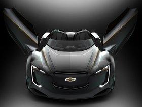 Ver foto 2 de Chevrolet MiRay Concept 2011