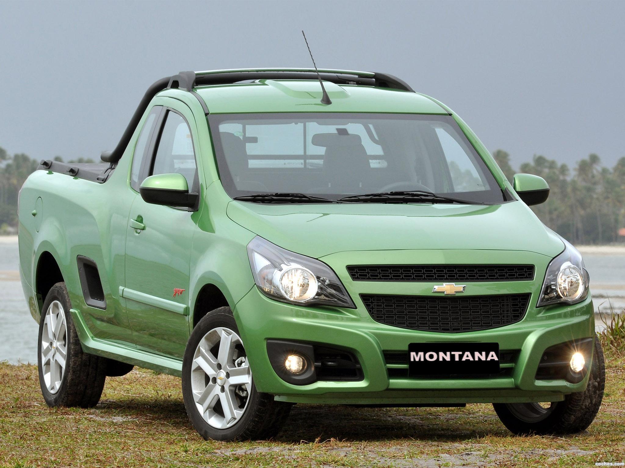 Foto 0 de Chevrolet Montana Sport 2010
